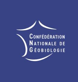 Logo Confédération Nationale de Géobiologi